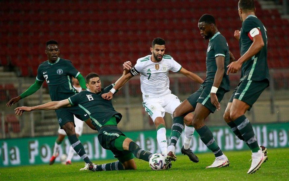 Algeria Move Ahead Of Super Eagles In Latest FIFA Rankings